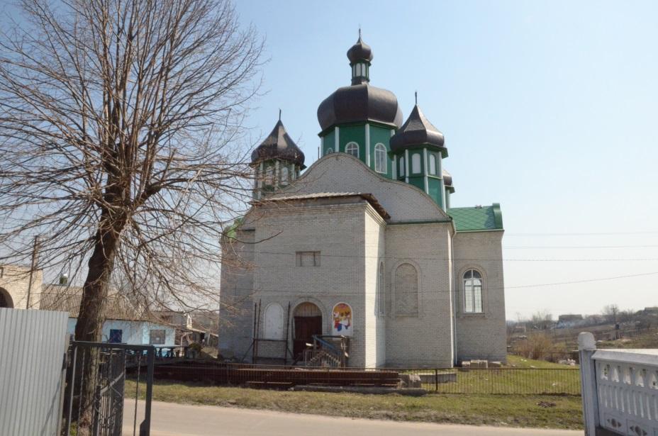 Храм Успіння Пресвятої Богородиці1