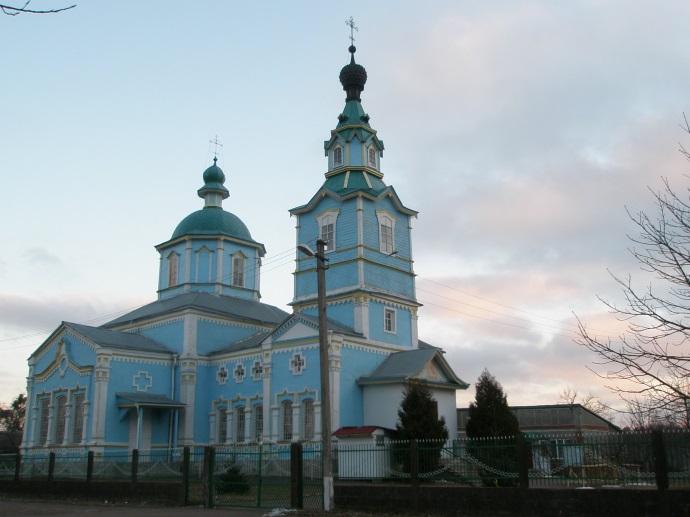 Храм на честь святого Архістратига Михаїла1