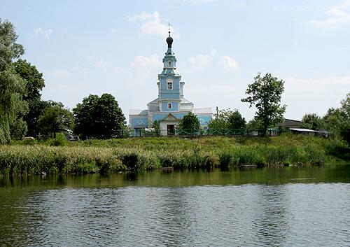 Свято-Михайлівський храм у Боярці