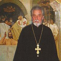 Отец виктор, настоятель Храма Архистратига Божия Михаила