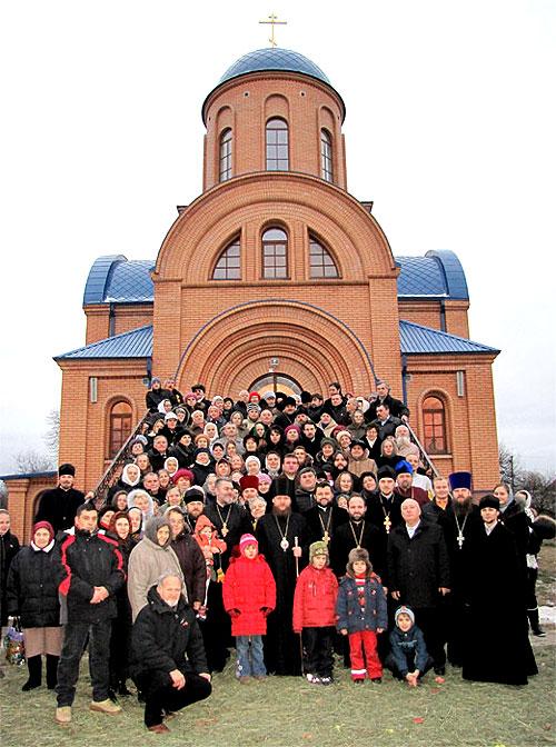Свято-Покровська церква, м.Боярка