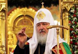 Слово Святішого Патріарха Кирила в день пам'яті святителя Миколая Чудотворця