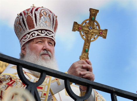 Патріарх Московський і всієї Русі Кирил