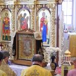 Образ Матері Божої «Умілєніє» в храмі військового ліцею