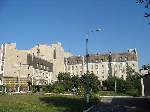 Київська обласна дитяча лікарня, м.Боярка