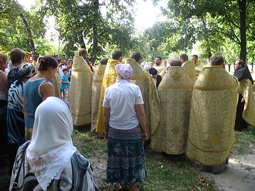 Боярка. Хресний хід на честь 1025-річчя Хрещення Русі