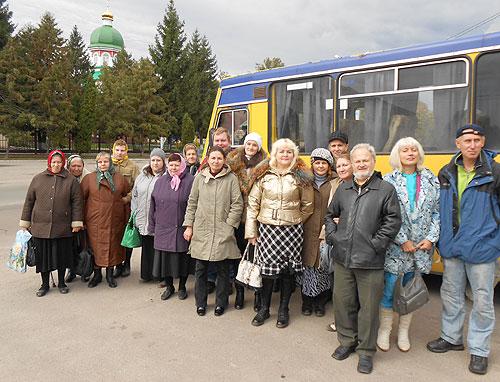 Боярчани відвідали храми Яготина і с.Райки