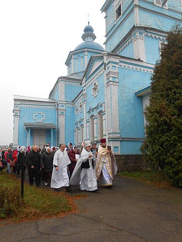 Собор Архістратига Михаїла і інших Небесних Сил безтілесних. Храмове свято найстарішої парафії Боярки
