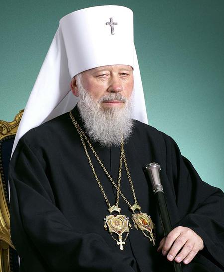 Володимир, Митрополит Київський і всієї України