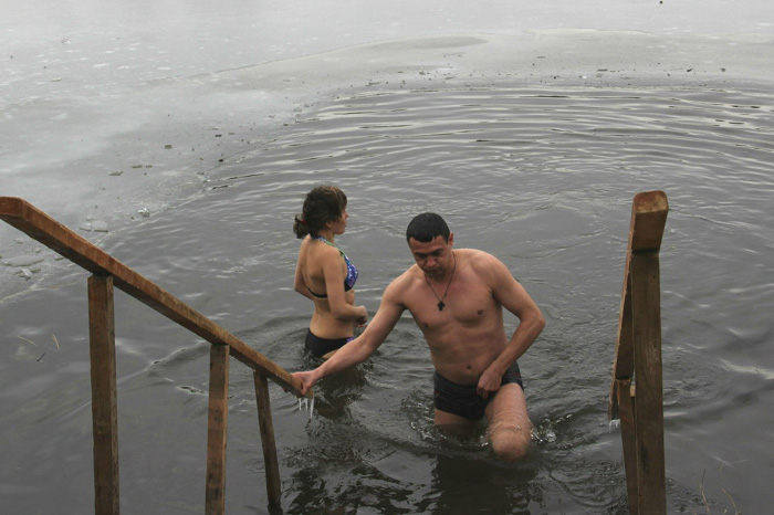 Крещение Господне. Святое Богоявление