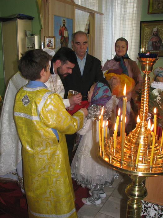Різдвяна Божественна Літургія