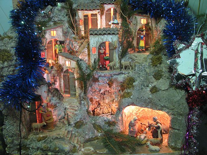 Різдвяна вистава та колядки