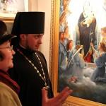 Виставка художніх робіт Андрія Коваленка