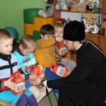 Ієромонах Флавіан відвідав обласний будинок дитини