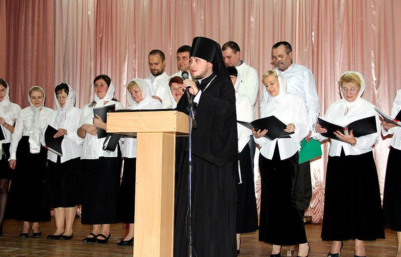 Різдвяний концерт у Києво-Святошинській районній гімназії