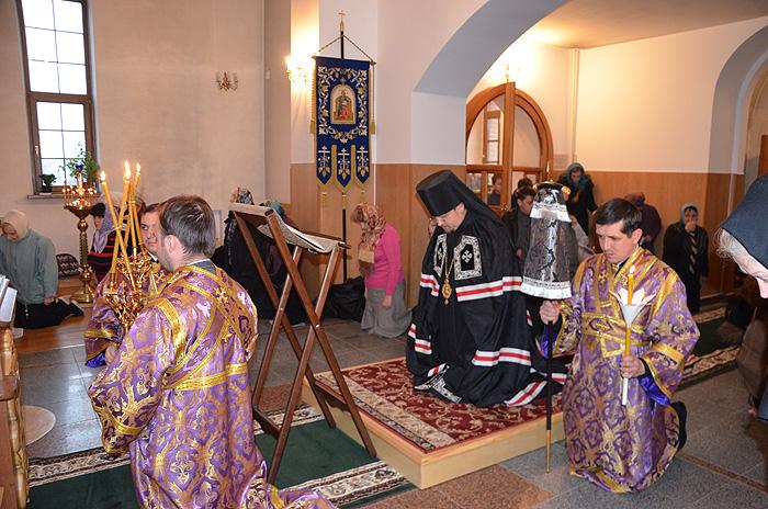 Вікарій Київської Митрополії єпископ Макарівський Іларій